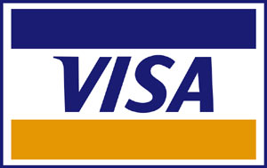 We accept Visa, MasterCard, American Express and Cheques - visit our Purchase Page for more details